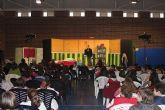 'Un sueño fantástico' reúne a más de cuatrocientos niños y niñas mazarroneros