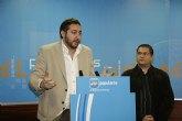 El PP denuncia 'la estrategia de manipulación y mentira' del PSOE de Santomera