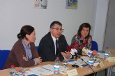 El director general de Programas de Inclusión clausura dos cursos de Radio ECCA Fundación para la inserción sociolaboral de mujeres maltratadas