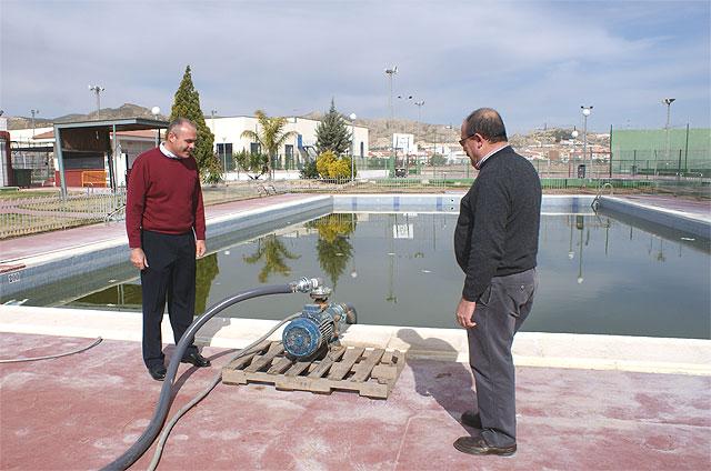 Puerto Lumbreras reutiliza más de 250.000 litros de agua para regadío y limpieza urbana - 1, Foto 1