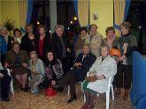 """La Asociación de Amas de Casa y Usuarios """"Las Tres Avemarías"""" realizan una convivencia en la residencia La Purísima"""