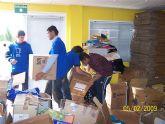 """Los alumnos del Aula Ocupacional y los usuarios del Centro Ocupacional """"José Moyá"""" participan en el """"Proyecto Libro"""""""