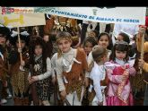 Todos los colegios y guarder�as de la localidad participaron en el desfile de Carnaval Infantil 2009