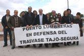 Ayuntamiento, Empresarios y Comunidad de Regantes se unen en defensa del Trasvase Tajo-Segura