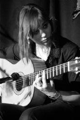 """La guitarrista lorquina Mercedes Luján participa en el ciclo """"Los conciertos de Palacio"""" del XIII Festival de Jerez"""