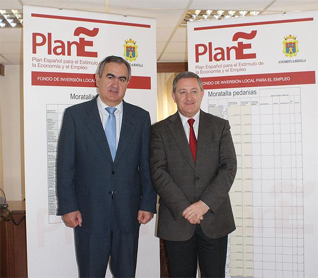 El delegado del Gobierno presenta en Moratalla 26 proyectos por cerca de 1'5 millones de euros financiados por el Gobierno de España - 1, Foto 1