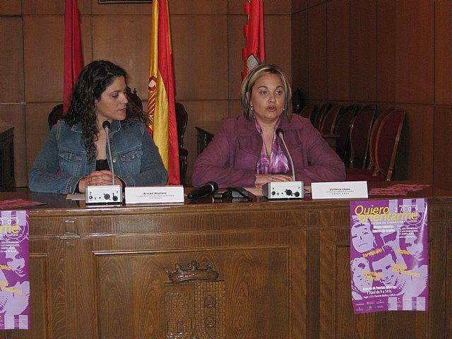 El Instituto de la Juventud participa en el foro de empleo y formación de Torre Pacheco - 1, Foto 1