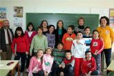 El Ayuntamiento de Alcantarilla y el RACC presentan en los colegios de la localidad el programa de educación por la movilidad