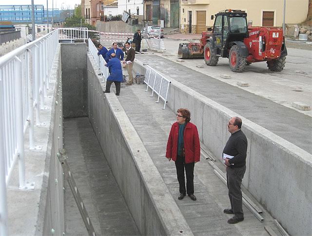 Puerto Lumbreras destina 80.000 euros para un nuevo acceso peatonal en el municipio - 1, Foto 1