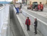 Puerto Lumbreras destina 80.000 euros para un nuevo acceso peatonal en el municipio