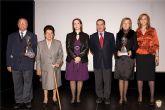 Alcantarilla celebró la primera entrega de los premios del área de la mujer 2009