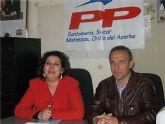 Los cerca de 500 afiliados del Partido Popular en Santomera, el Siscar, La Matanza y Orilla del Azarbe participarán en el 'V Congreso del Partido Popular de Santomera'