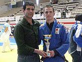 El archenero Férriz, Subcampeón de España de Judo en Sub-20