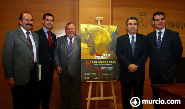 Ifepa recibirá a las mejores ganaderías y los mejores pura raza en Equimur 2009 - 1, Foto 1