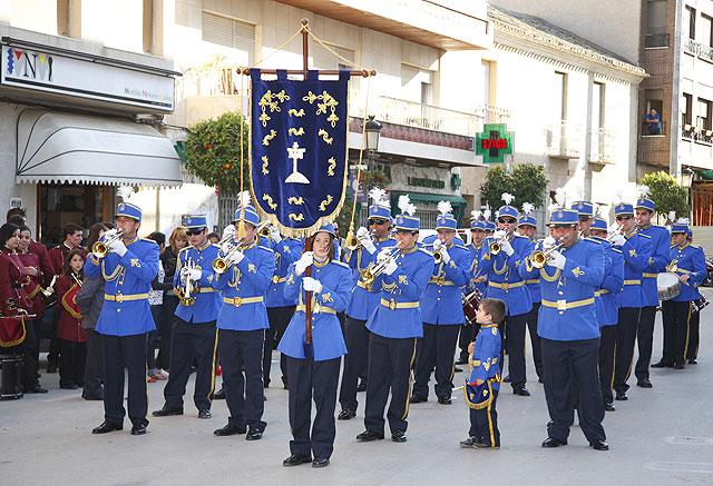 Puerto Lumbreras presenta el VII Encuentro Juvenil de Tambores y Cornetas 2009 que congregará a más de 300 participantes - 1, Foto 1