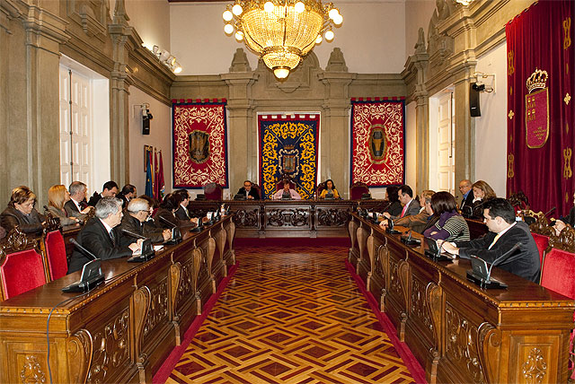 El Ayuntamiento anima a los cartageneros a acudir a la manifestación en defensa del trasvase Tajo-Segura - 1, Foto 1