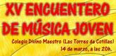 Los mejores coros jóvenes de la Región se citan en Las Torres de Cotillas