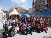Cientos de niños y niñas de Santomera mucho más concienciados sobre el fenómeno de la inmigración gracias a la IV Plaza de las Culturas