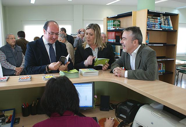 Puerto Lumbreras inaugura  la ampliación de la biblioteca municipal - 2, Foto 2