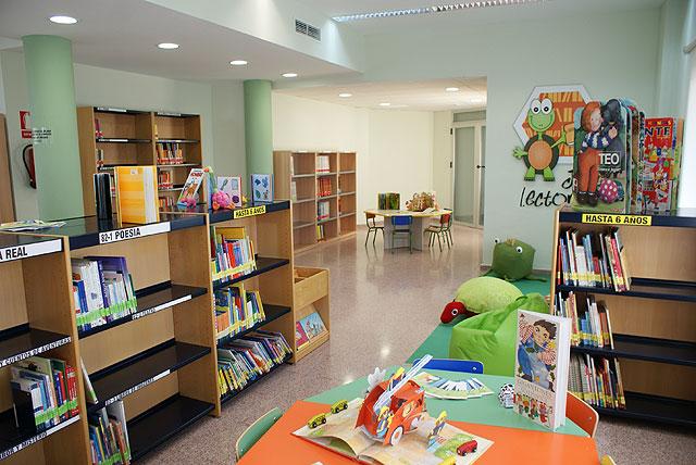 Puerto Lumbreras inaugura  la ampliación de la biblioteca municipal - 3, Foto 3