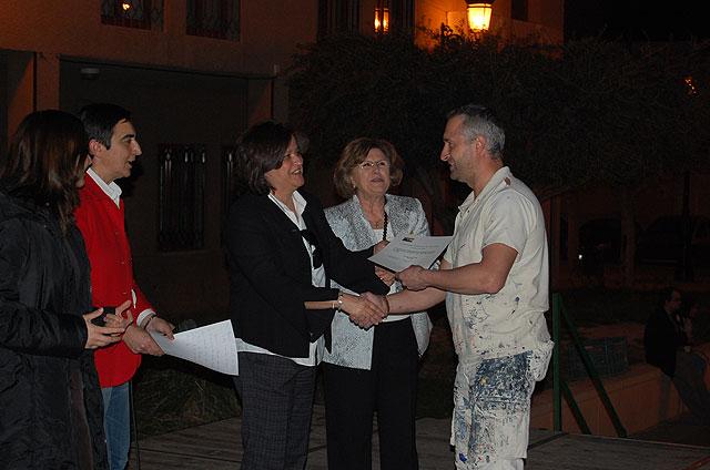 Dieciocho pintores consolidan el II Concurso de pintura al aire libre de Alguazas - 2, Foto 2