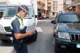'Día sin multas' en Mazarrón