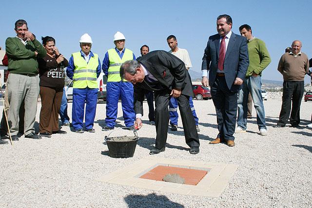 Comienzan los trabajos de mejora de la carretera que une la Autovía del Noroeste con la Comarca del río Mula - 1, Foto 1