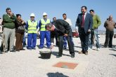 Comienzan los trabajos de mejora de la carretera que une la Autovía del Noroeste con la Comarca del río Mula