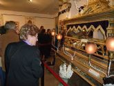 Casa Grande acogerá por primera vez hasta el próximo 29 de abril una exposición sobre la Semana Santa de Santomera