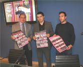 El Alcalde de Puerto Lumbreras y el Consejero de Cultura y Turismo presentan Explum 2009