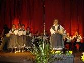 Más de 300 personas mayores participan en San Javier en la Muestra de Corales, Rondallas y Bailes Regionales