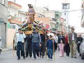 San José se trasladará en procesión a Churra como se hacía antiguamente