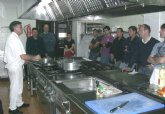 Puerto Lumbreras organiza un Curso de Cocina para hombres
