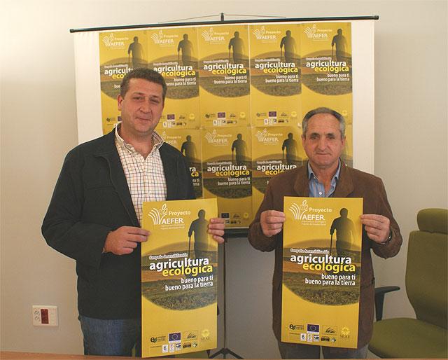 Puerto Lumbreras presenta la Campaña de sensibilización Agricultura Ecológica - 1, Foto 1