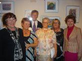 """Cinco artistas de nacionalidad sueca y finlandesa reúnen su obra en la exposición """"Cuatro pintoras y un fotógrafo"""", en el museo de San Javier"""