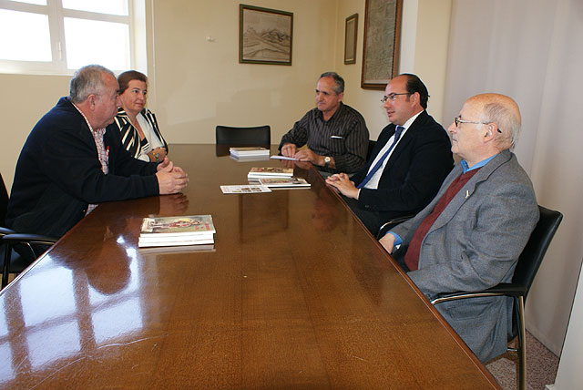 Puerto Lumbreras será el municipio homenajeado por la Asociación de Amigos del Museo de la Huerta en 2009 - 1, Foto 1