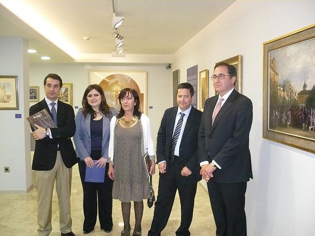 La nueva sala de exposiciones temporales del Museo Salzillo se inaugura con una muestra de Muñoz Barberán - 1, Foto 1