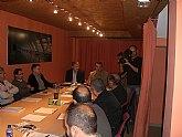 El delegado de Fomento en Murcia se reunió con los empresarios de la construcción
