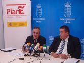 El delegado del Gobierno presenta en La Unión 10 proyectos financiados por el Gobierno de España con casi 3 millones de euros