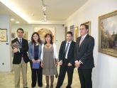 La nueva sala de exposiciones temporales del Museo Salzillo se inaugura con una muestra de Muñoz Barberán