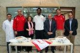 El CB Murcia visita Hero España