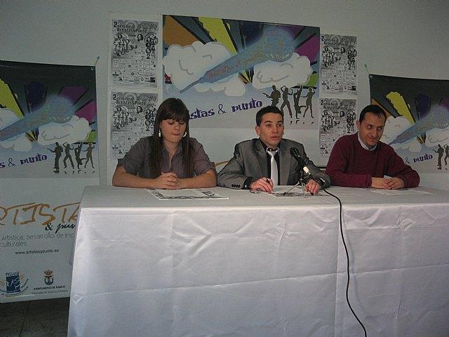 """La ciudad de Cieza se viste de gala para celebrar la II Semifinal del Concurso Nacional """"Artistas & Punto"""" - 2, Foto 2"""