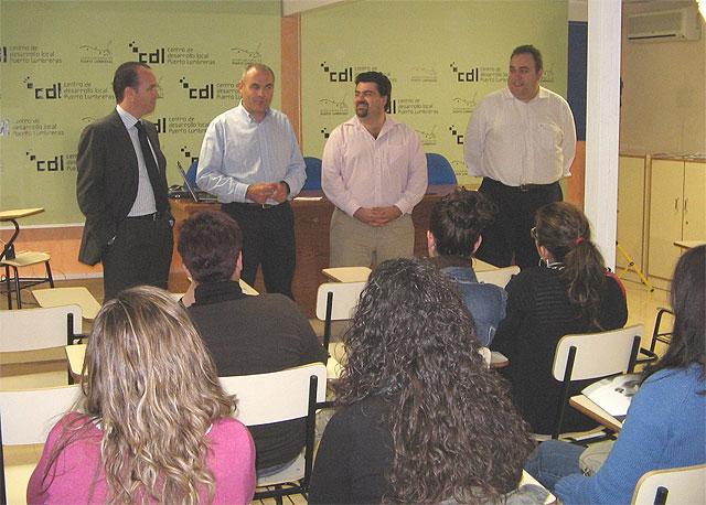 Puerto Lumbreras organiza un seminario sobre creación de empresas - 1, Foto 1