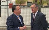 El delegado del Gobierno presenta en Molina de Segura 35 proyectos por más de 10'5 millones de euros