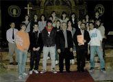 Alumnos del Colegio Marista La Merced-Fuensanta, de Murcia,visitan la UCAM