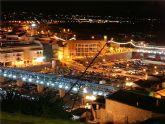 Puerto Lumbreras se une al apagón 'La Hora del Planeta' contra el Cambio Climático