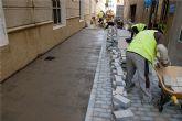 La peatonalización llega a la calle Intendencia