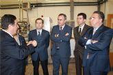 El delegado del Gobierno visita el Centro Tecnológico Nacional de la Conserva y la Alimentación