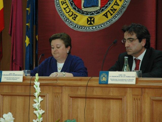 """Fernández de Simón: """"Existe una proliferación de leyes oportunistas"""" - 1, Foto 1"""