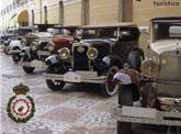 """El programa de la Primavera Cultural continúa con el """" IX rally región de Murcia de coches antiguos y clásicos"""""""